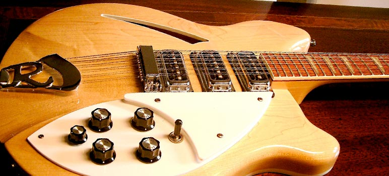 12 String Rickenbacker Body - Photo by Mr.Fingers