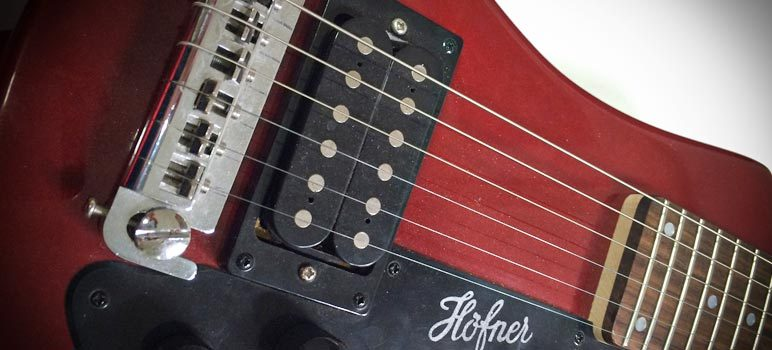 Hofner Shorty Travel Guitars – The Ideal Guitar For Small Spaces