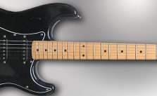 Squier Stratocaster SQ Series 1980s
